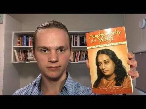 Autobiography of a Yogi by Paramahansa Yogananda | Book Recommendation