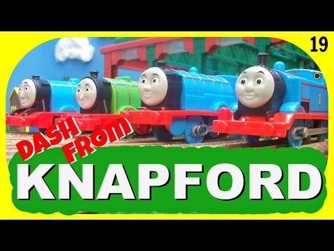 Dash From Knapford 19! Trackmaster Thomas And Friends Competition!