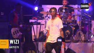 Wizkid's Performance At #Felabration2017 Grand Finale