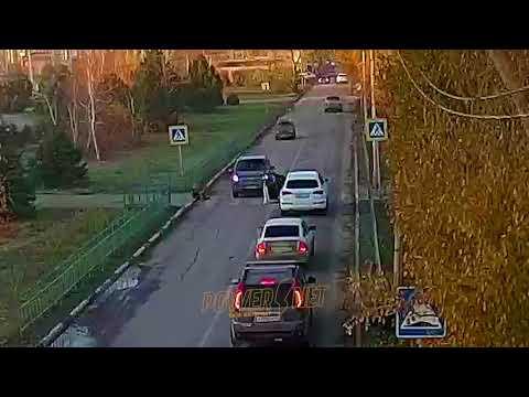 ДТП (авария) ул. Карбышева ул. Энгельса 30-11-2015 18-55из YouTube · Длительность: 37 с