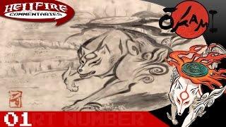 Okami playthrough [Part 1: Amaterasu's Revival]