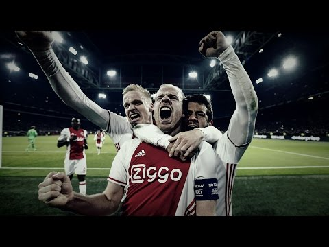 Ajax ● Road to Stockholm ● HISTORY AWAITS