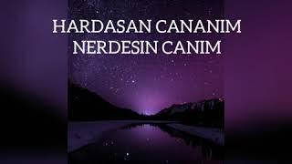 Hardasan cananim  Видео  Новый