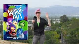 Inside Out Movie Review + BOOKS