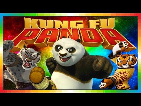 Kung Fu Panda - Кунг-фу панда - カンフー・パンダ - 쿵푸 팬더 - Панда Кунг-Фу - (Kungfu Kunfu Panda - Gameplay)