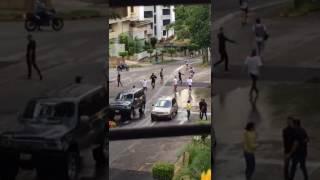 Video | Grupos armados generaron caos en algunas zonas del país. Parte II