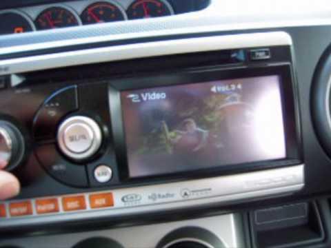 scion xb 2010 premium head unit with video youtube 2011 Suzuki SX4 Radio scion xb 2010 premium head unit with video