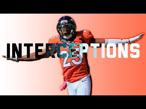 Denver Broncos - Every Interception of 2017