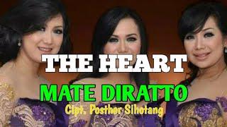 Download lagu Simatupang sister ( The Heart ) Back Menyanyikan Lagu - Mate Diratto