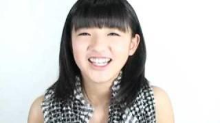 モーニング娘。9期メンバーに選ばれた鈴木香音のコメントです。 鈴木香...