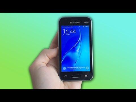 ЧЕСТНЫЙ ОБЗОР Samsung Galaxy J1 Mini
