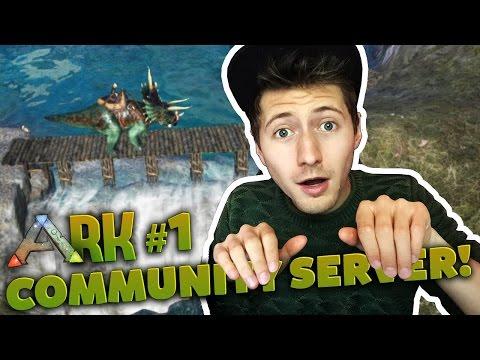 #1 DIE ERSTE WOCHE! | ARK Community Server