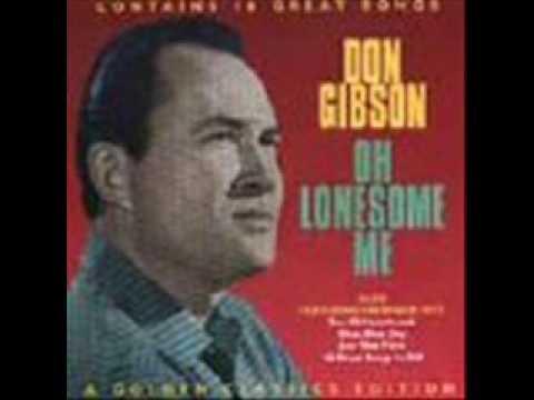 Sea of Heartbreak - Don Gibson..wmv