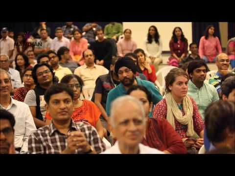 Nithya Shanti at Manthan (# 196) on 'Emotional Well Being'