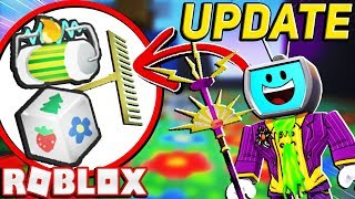 NEW UPDATE! Field Dice + Micro-converter + New Tools And More In Roblox Bee Swarm Simulator