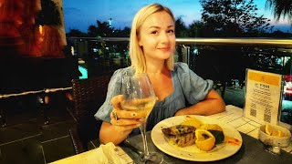 Рыбный ресторан Турция 2021 ЛУЧШИЕ ОТЕЛИ ТУРЦИИ отдых в Сиде tui magic life jacaranda 5