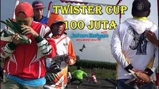 12 BESAR TWISTER CUP 100 JUTA PADEL ; TERSINGKIRNYA JAGOAN LAMPUNG APACHE