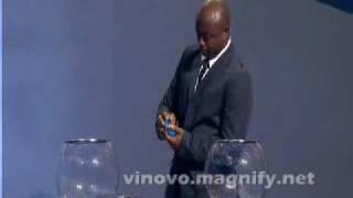 WC 2010 draw: England vs Croatia again (laugh out loud)