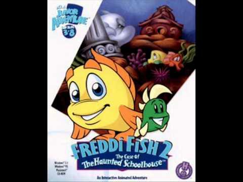 Freddi Fish 2 Music: Eddie the Eel's Songs