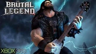Brütal Legend Gameplay (XBOX 360 HD)