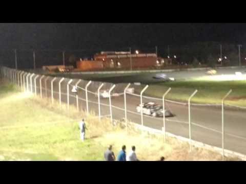 Redwood Speedway Sport Mod feature 8/21/16 part 1