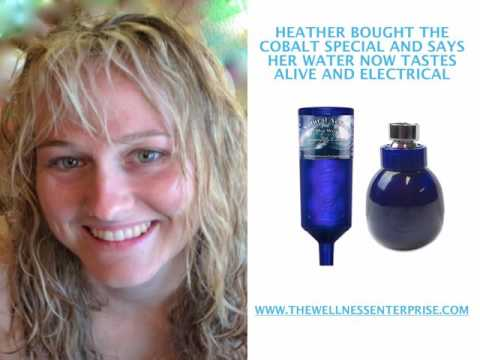 Acupuncture Student loves her Cobalt Special