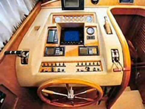 Charter motor yacht Irinikos in Greece.wmv