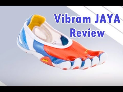 on sale 491b2 0ae52 Vibram Five Finger Shoes Jaya Review for Forefoot Running
