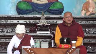 2013 CYM 10-Day Vipassana Meditation Retreat_4(4/20 2013)