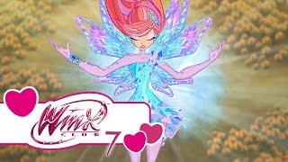 Winx Club - Saison 7 Épisode 25 - La nouvelle harmonie magique (Clip)