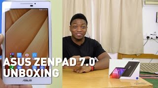 Asus Zenpad 7 Unboxing and Hands On
