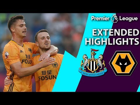 Newcastle v. Wolves  PREMIER LEAGUE ASIA TROPHY EXTENDED HIGHLIGHTS  71719  NBC Sports