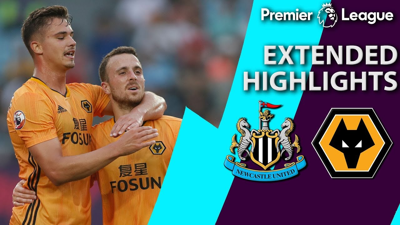 Newcastle v. Wolves | PREMIER LEAGUE ASIA TROPHY EXTENDED HIGHLIGHTS | 7/17/19 | NBC Sports