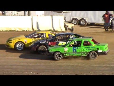 Challenger B-Main   Eriez Speedway   9-23-18