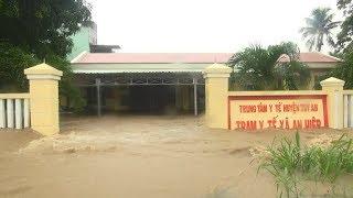 Phú Yên: Mưa Lũ Gây Ngập Lụt Khắp Nơi Nhiều Huyện Bị Cô Lập