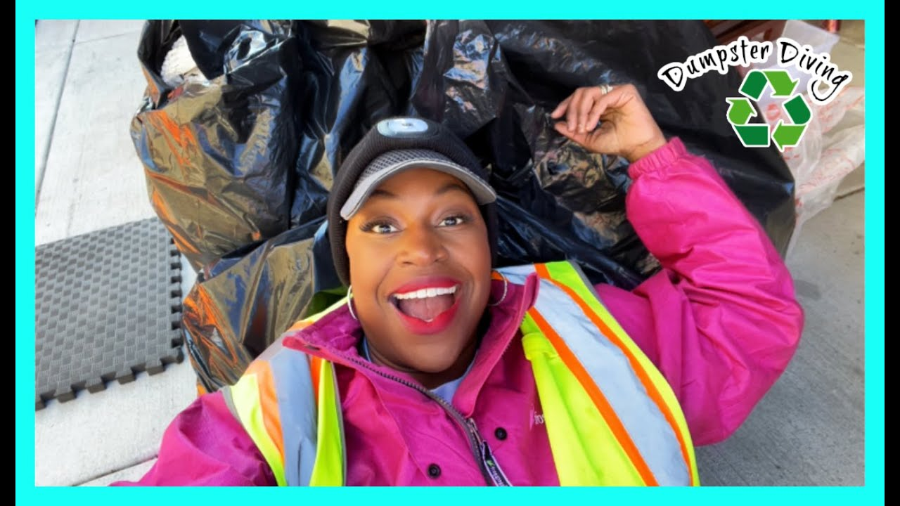 Dumpster Diving: Let's Open EVERY Bag I SCORED During The Week - Q&A