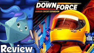 Downforce: Danger Circuit Review - with Melody Vasel