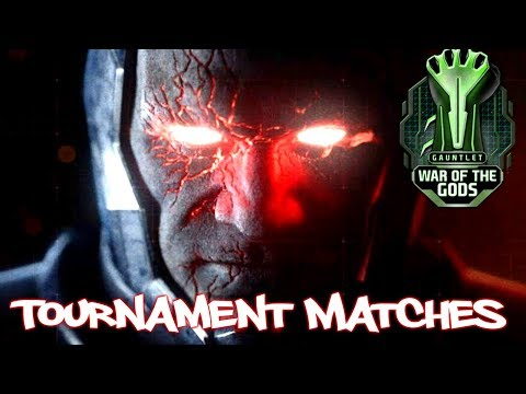 Semiij, VMan, Sweet Neptune and More! Injustice 2 Tournament: War of the Gods S2 W1