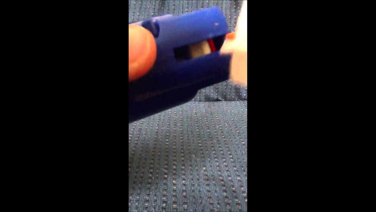 How to make a nerf ballistic knife youtube how to make a nerf ballistic knife sciox Image collections