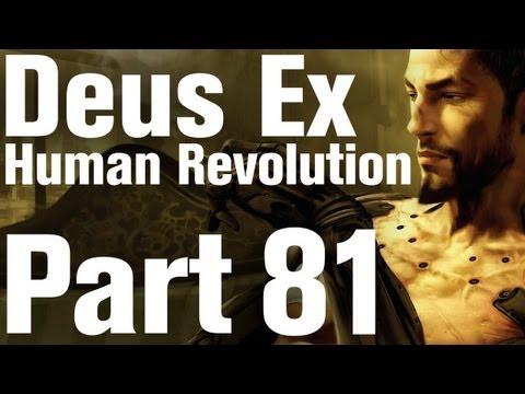 Deus Ex: Human Revolution Walkthrough Part 81 - Final Boss - The Hyron Project