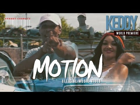 Keddy - Motion | Official Music Video
