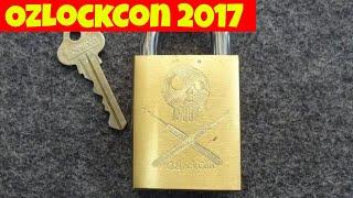 (1054) Challenge: OzLockCon 2017 Lockwood Picked & Gutted