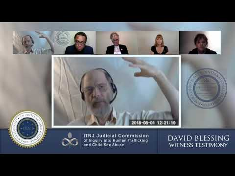 SADISTIC RITUAL ABUSE EXPOSED IN ITNJ TESTIMONY FROM DAVID BLESSING