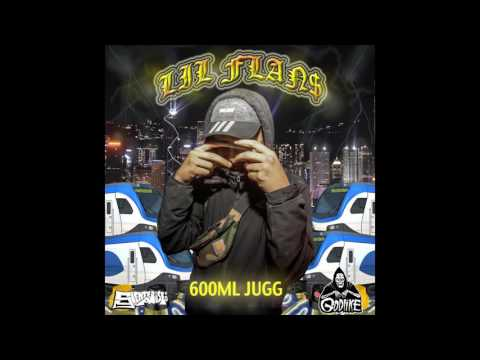 LIL FLAN$ - 600ML JUGG [FULL TAPE]
