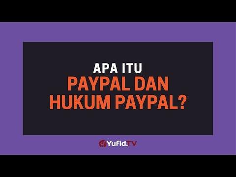 paypal-indonesia:-apa-itu-paypal-dan-hukum-paypal?---poster-dakwah-yufid-tv