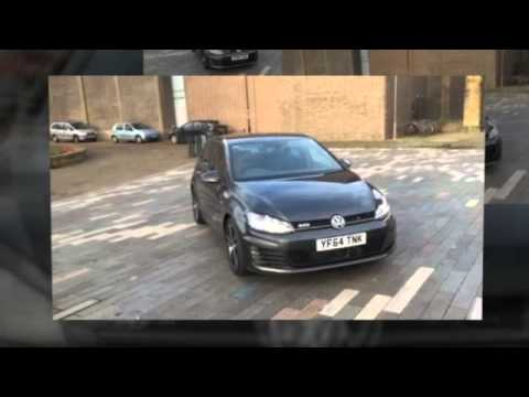 Volkswagen Golf GTD 184ps DSG in Grey - Short Car Lease