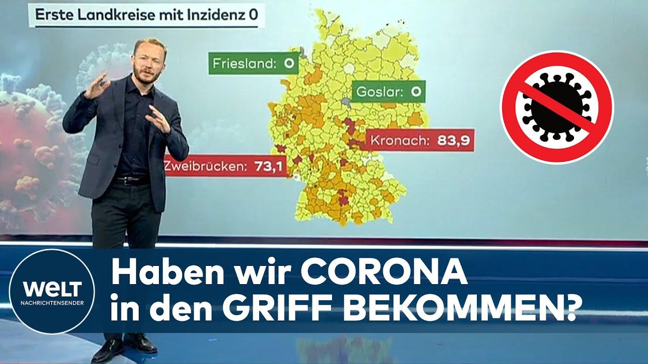 Download INZIDENZ NULL! Erste Deutsche Landkreise OHNE CORONA - Ein Überblick