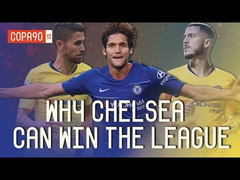 5 Reasons Why Chelsea Can Win the Premier League