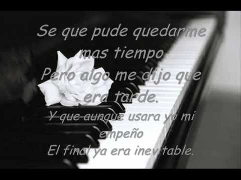 Kany García - Hoy Ya Me Voy + Letra