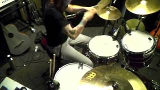 Drum Cover - Lounge Act - Nirvana.
